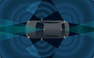 LM2596系列TI芯片在汽车的应用