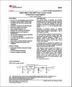 LM2596技术资料下载